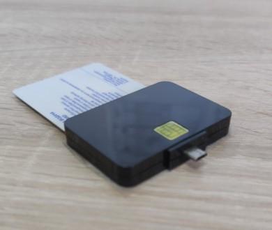 Карточетец за телефон - мини USB